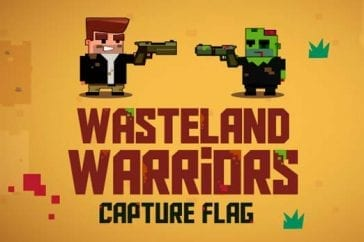 Wasteland Warriors Capture Flag