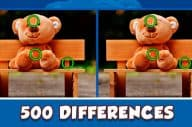 500 differences