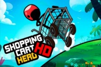 shopping cart hero 3d