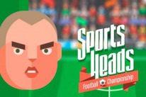 sports head football championship juego