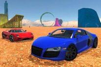 Ado Stunts Cars
