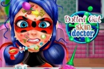 dotted girl skin doctor juego