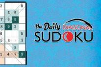 Jugar The Daily Diagonal Sudoku