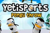 yetisports pengu throw