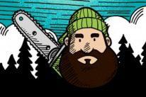 Lumberjack Coloring