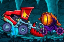 cars eat cars dungeon adventure juego