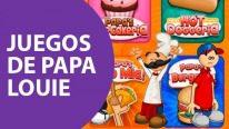 Jugar Recomendaciones para jugar: Juegos de Papa Louie