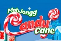 Jugar Mahjongg Candy Cane