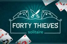 Jugar Forty Thieves Solitaire