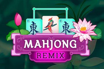 mahjong remix juego