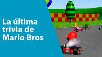 Jugar La última trivia de Mario Bros