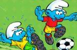 Jugar Smurfs Football Match
