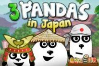 Jugar 3 Pandas en Japón
