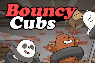 bouncy cubs