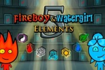 Jugar Fireboy and Watergirl 5 Elements