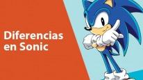 Jugar Diferencias en Sonic