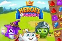 Jugar Heroes of Match 3