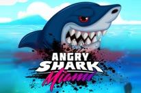 angry shark miami